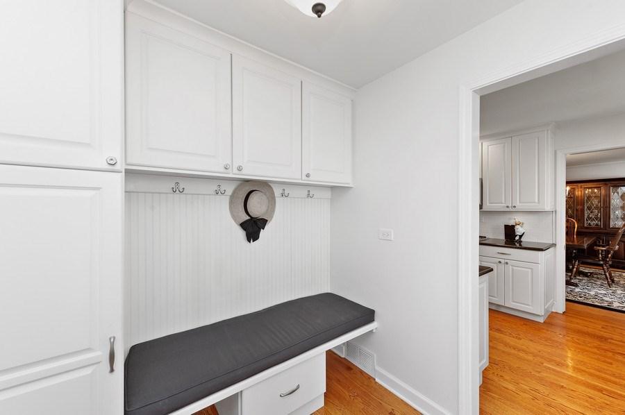Real Estate Photography - 1141 Oak Ridge Circle, Barrington, IL, 60010 - Mudroom
