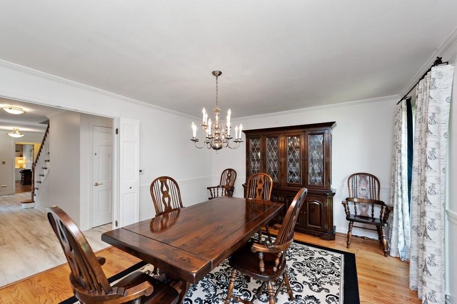 Real Estate Photography - 1141 Oak Ridge Circle, Barrington, IL, 60010 - Dining Room