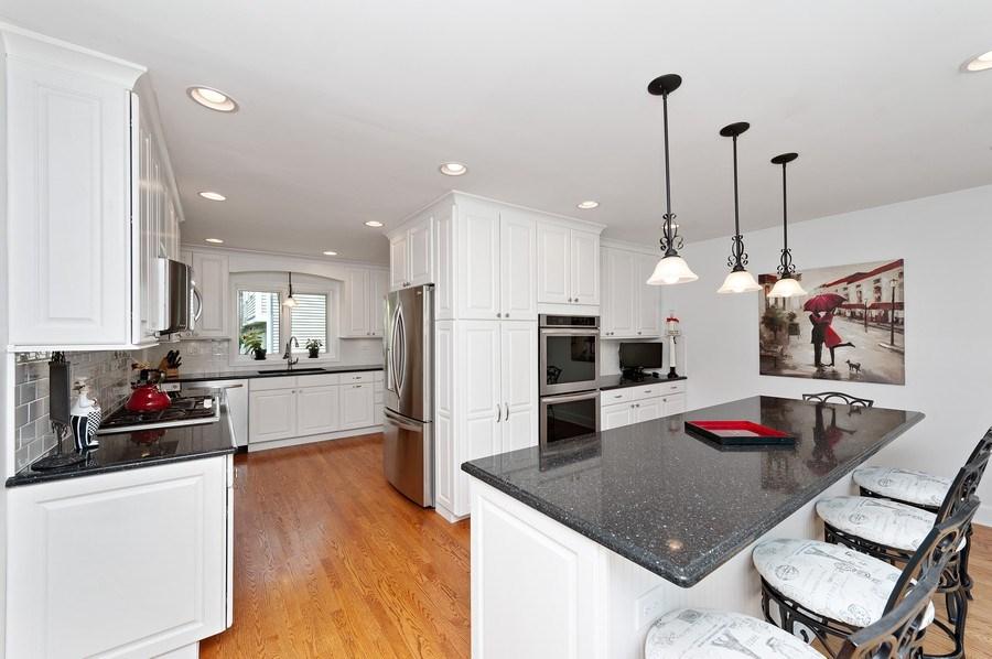 Real Estate Photography - 1141 Oak Ridge Circle, Barrington, IL, 60010 - Kitchen