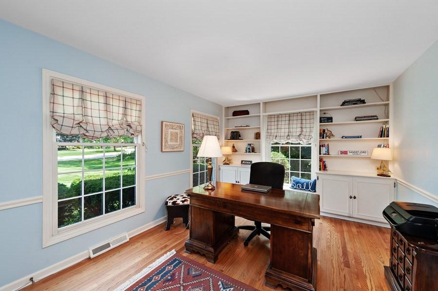 Real Estate Photography - 1141 Oak Ridge Circle, Barrington, IL, 60010 - Office