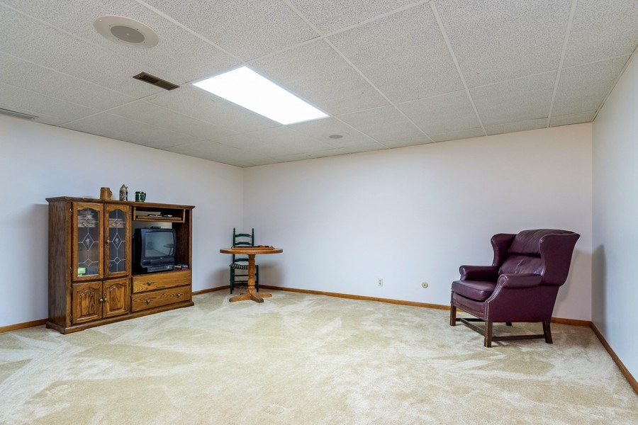 Real Estate Photography - 2345 Keim Road, Naperville, IL, 60565 - Basement