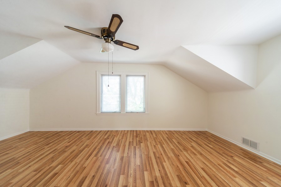 Real Estate Photography - 5833 W. Berenice Avenue, Chicago, IL, 60634 - Master Bedroom