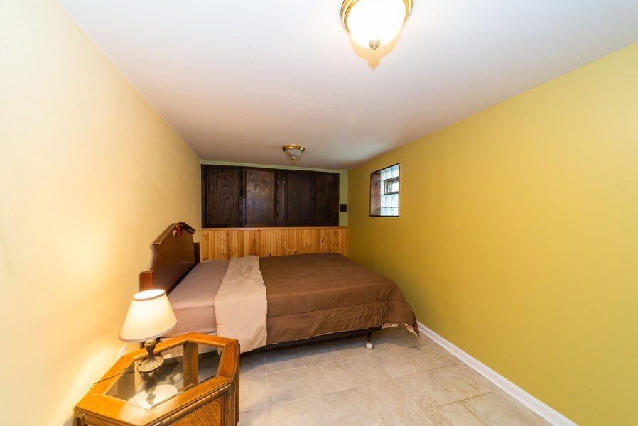 Real Estate Photography - 5833 W. Berenice Avenue, Chicago, IL, 60634 - 2nd Bedroom
