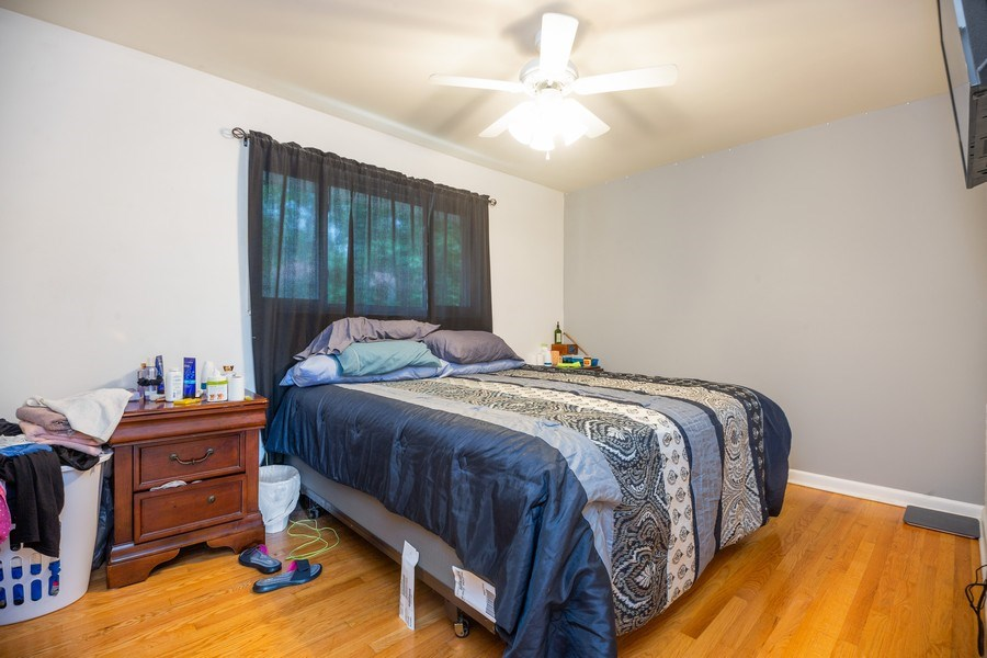 Real Estate Photography - 622 W. Central Road, Arlington Heights, IL, 60005 - Master Bedroom