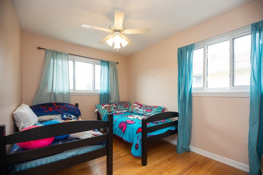 Real Estate Photography - 622 W. Central Road, Arlington Heights, IL, 60005 - 2nd Bedroom