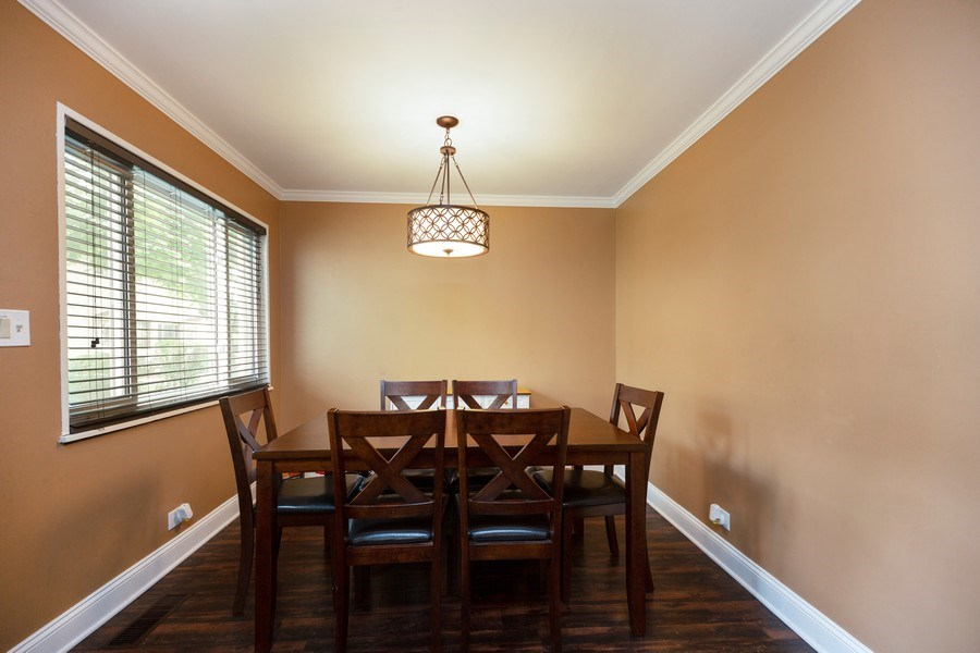 Real Estate Photography - 622 W. Central Road, Arlington Heights, IL, 60005 - Dining Room