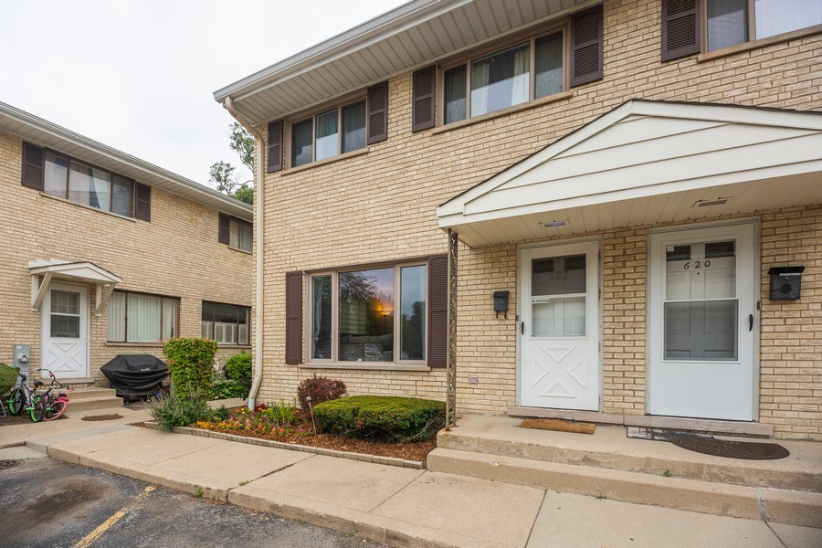 Real Estate Photography - 622 W. Central Road, Arlington Heights, IL, 60005 - Front View