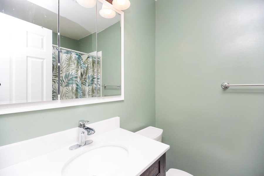 Real Estate Photography - 622 W. Central Road, Arlington Heights, IL, 60005 - Bathroom