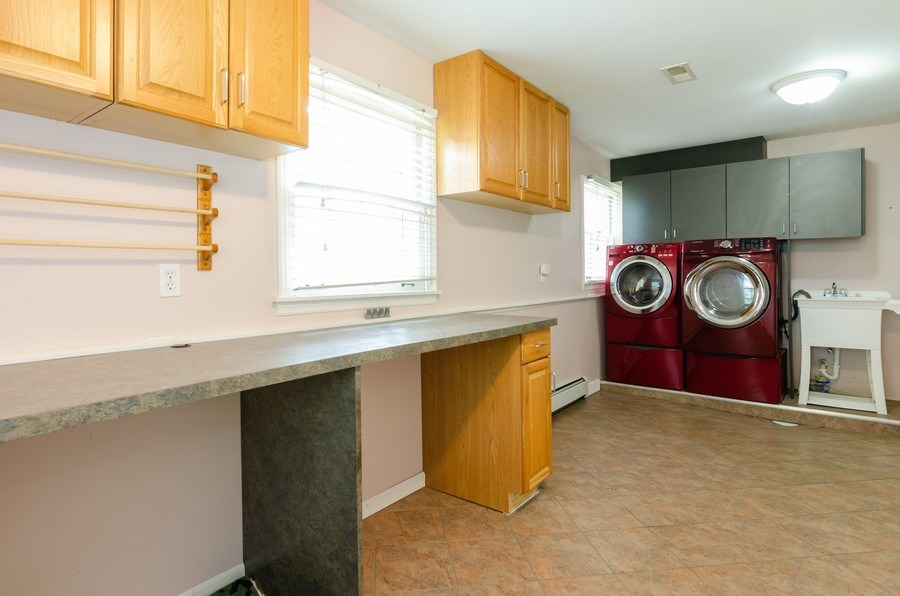 Real Estate Photography - 36W272 HICKORY HOLLOW Drive, Dundee, IL, 60118 - Laundry Room