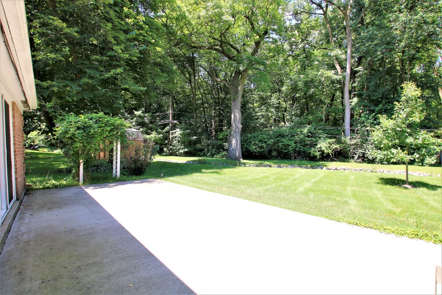 Real Estate Photography - 36W272 HICKORY HOLLOW Drive, Dundee, IL, 60118 - View from Patio