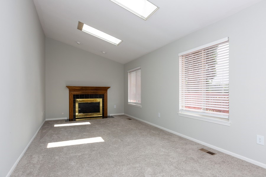 Real Estate Photography - 21151 West Covington Dr, Plainfield, IL, 60544 - Family Room
