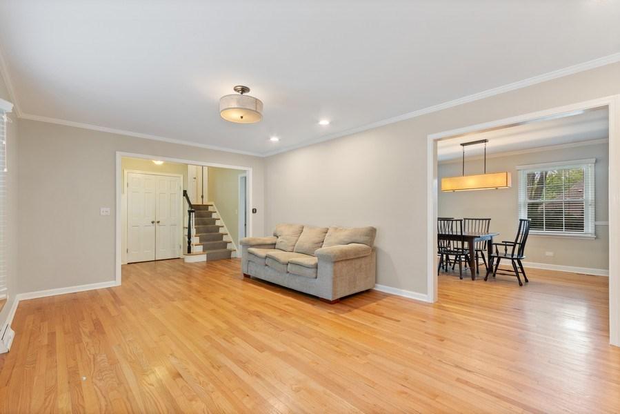 Real Estate Photography - 508 E. 12th Avenue, Naperville, IL, 60563 - Living Room