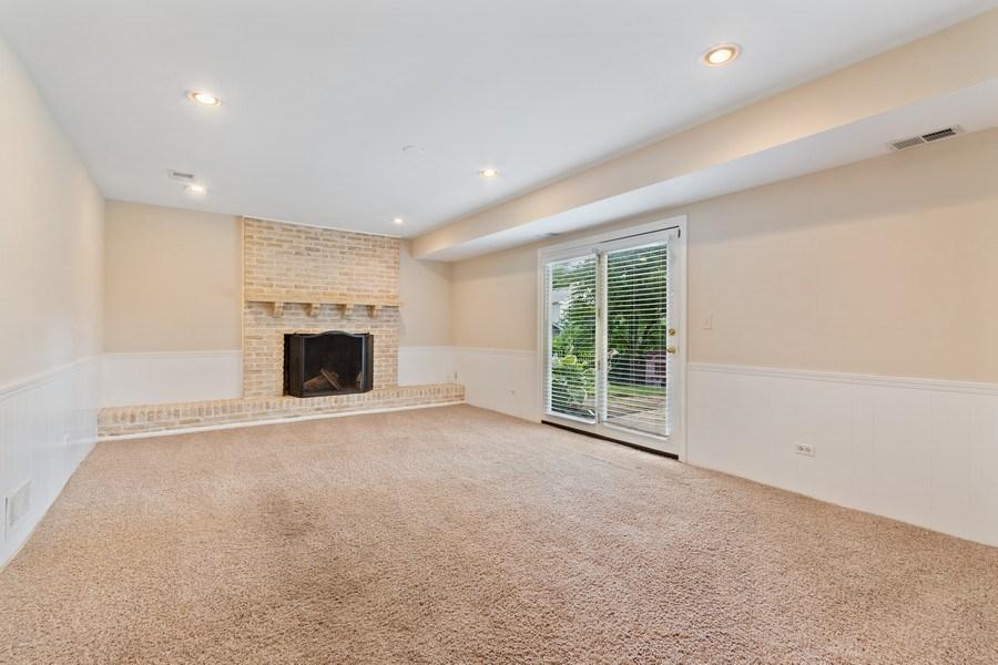 Real Estate Photography - 508 E. 12th Avenue, Naperville, IL, 60563 - Family Room