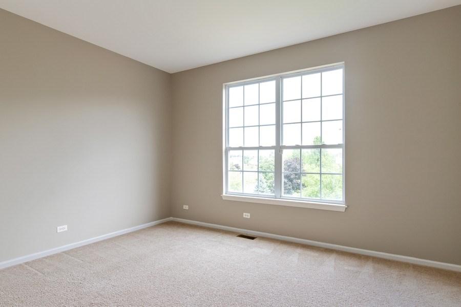 Real Estate Photography - 33 Bridlepath Drive, Lindenhurst, IL, 60046 - 1st floor Den/5th bedroom