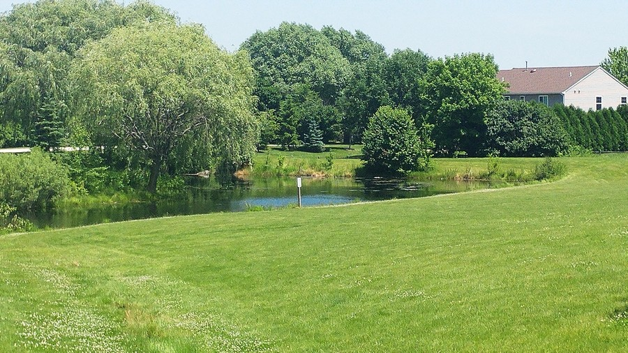 Real Estate Photography - 33 Bridlepath Drive, Lindenhurst, IL, 60046 -