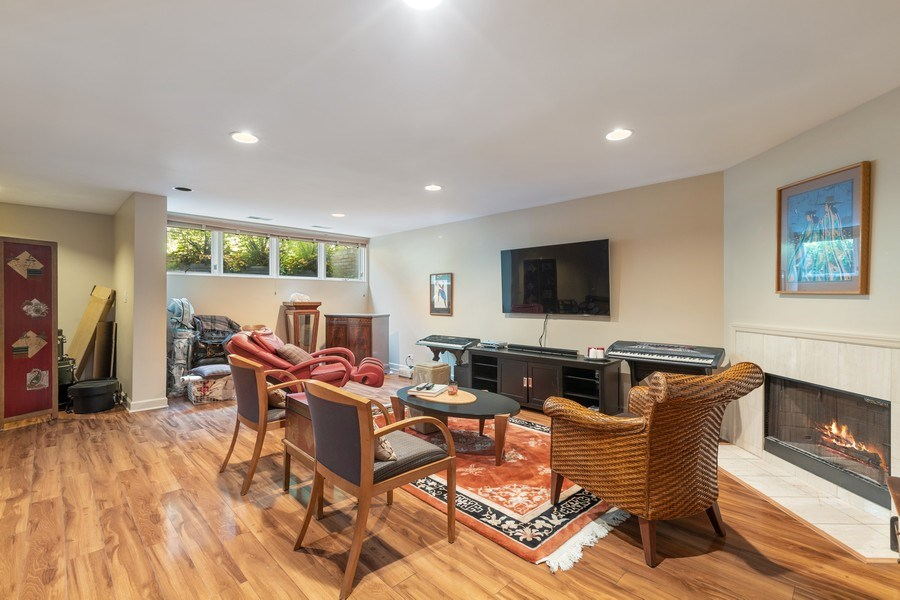 Real Estate Photography - 1938 North Maud Ave, Chicago, IL, 60614 - Lower Level