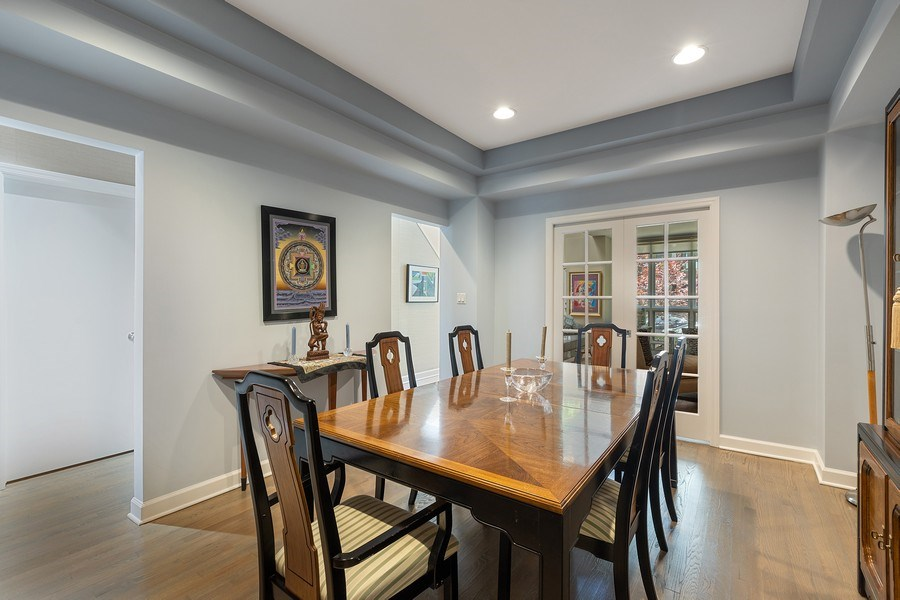 Real Estate Photography - 1938 North Maud Ave, Chicago, IL, 60614 - Dining Room