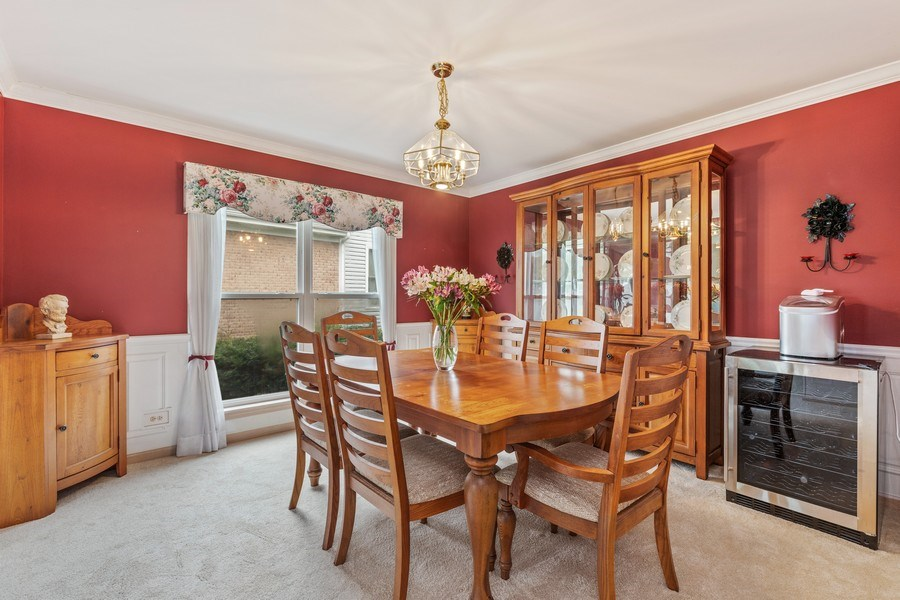 Real Estate Photography - 220 Prairie View Ave, Grayslake, IL, 60030 - Dining Room