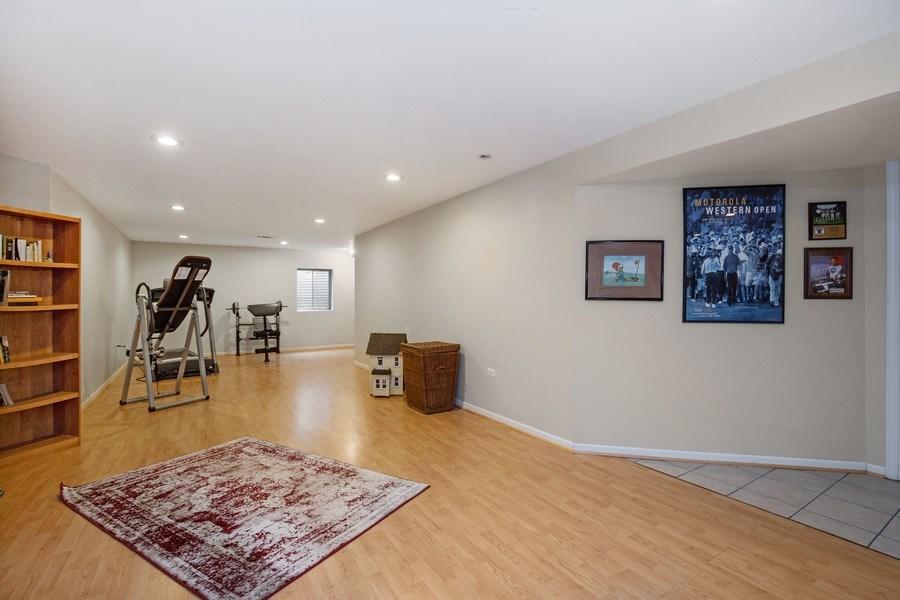 Real Estate Photography - 220 Prairie View Ave, Grayslake, IL, 60030 - Basement