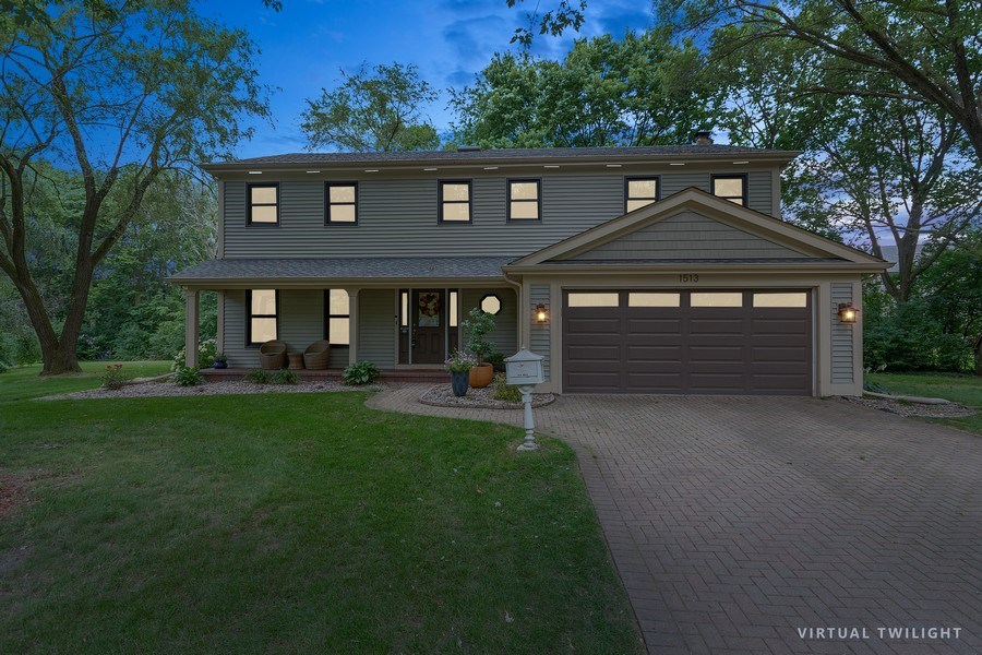 Real Estate Photography - 1513 Maple Hills Court, Naperville, IL, 60563 - Remove