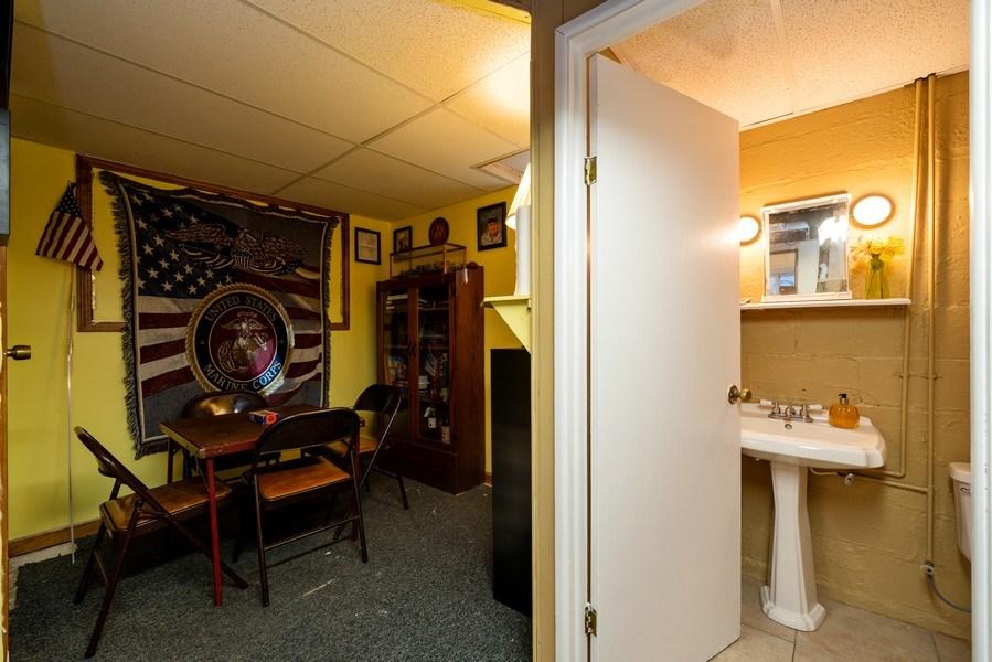 Real Estate Photography - 602 Wilder Street, Aurora, IL, 60506 - Recreational Room
