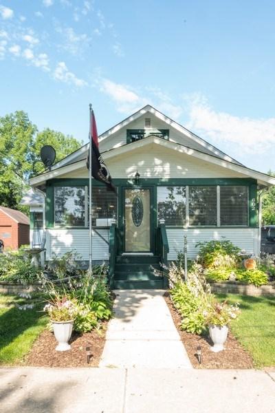 Real Estate Photography - 602 Wilder Street, Aurora, IL, 60506 - Front View