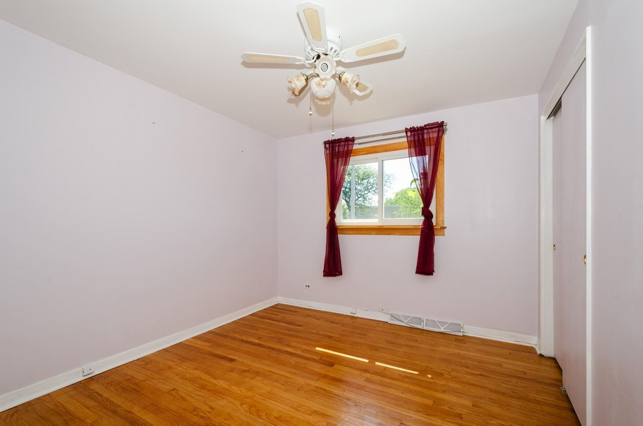 Real Estate Photography - 9126A Niles Center Road, Skokie, IL, 60076 - 2nd Bedroom