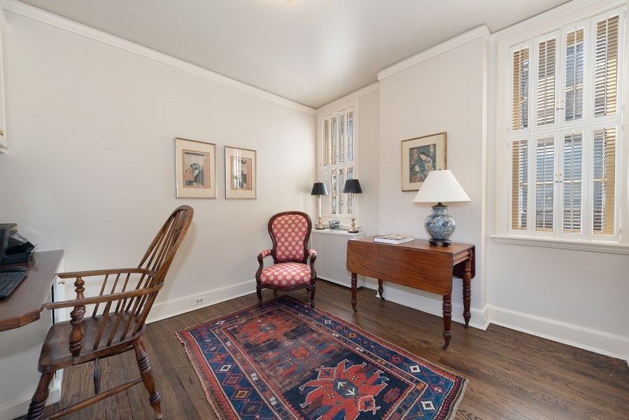 Real Estate Photography - 70 East Cedar St, 6W, Chicago, IL, 60611 - 3rd Bedroom