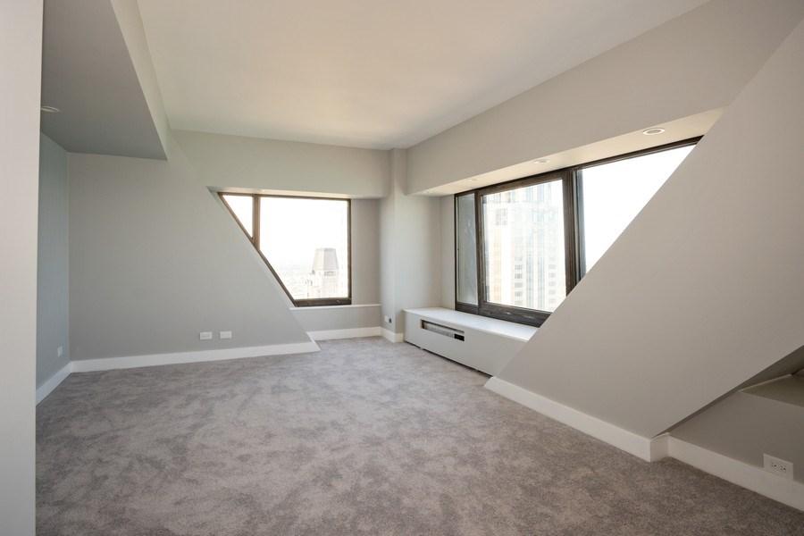 Real Estate Photography - 175 E. DELAWARE Place, Unit 5702, Chicago, IL, 60611 - Master Bedroom