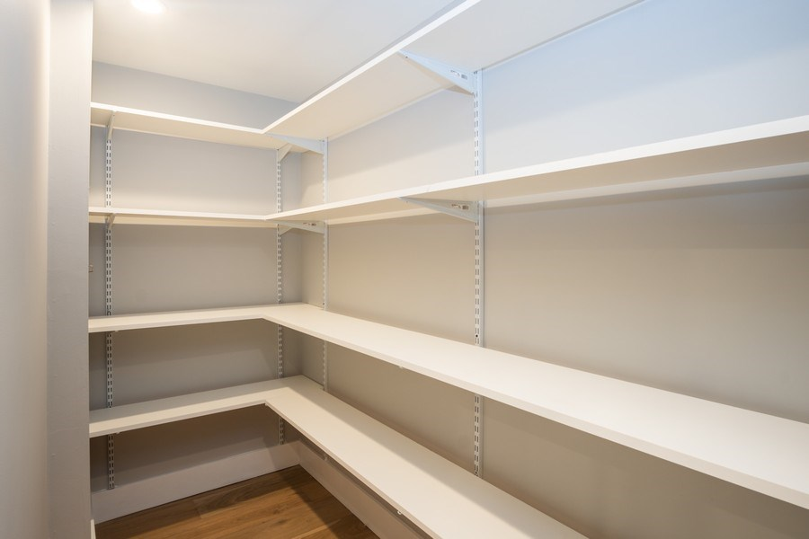 Real Estate Photography - 175 E. DELAWARE Place, Unit 5702, Chicago, IL, 60611 - Butler's pantry