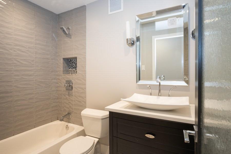 Real Estate Photography - 175 E. DELAWARE Place, Unit 5702, Chicago, IL, 60611 - Bathroom