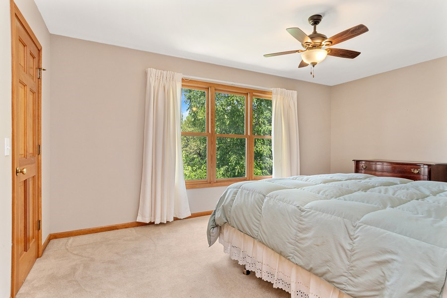 Real Estate Photography - 2350 Waterbury Circle, Aurora, IL, 60504 - 3rd Bedroom