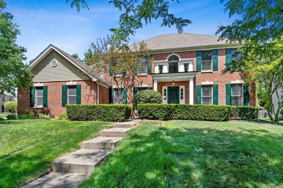 Real Estate Photography - 2350 Waterbury Circle, Aurora, IL, 60504 - Front View