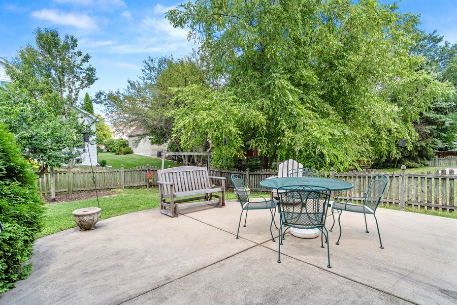 Real Estate Photography - 2350 Waterbury Circle, Aurora, IL, 60504 - Patio