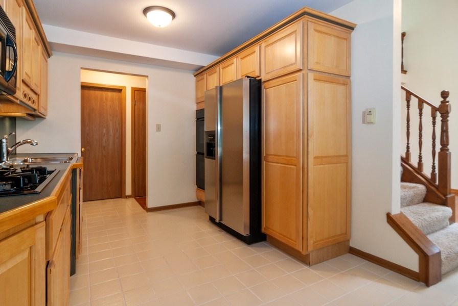 Real Estate Photography - 3531 Princeton Avenue, Aurora, IL, 60504 - Kitchen