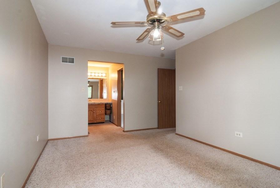 Real Estate Photography - 3531 Princeton Avenue, Aurora, IL, 60504 - Master Bedroom