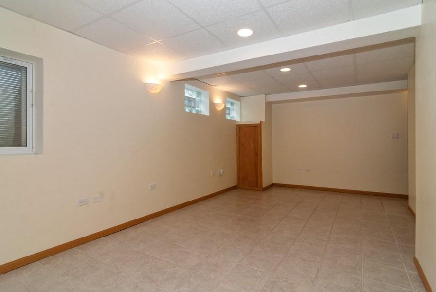 Real Estate Photography - 3531 Princeton Avenue, Aurora, IL, 60504 - Basement