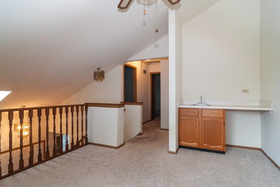 Real Estate Photography - 3531 Princeton Avenue, Aurora, IL, 60504 - Loft