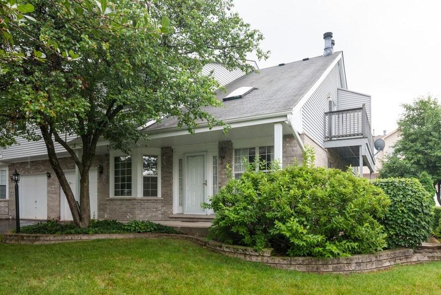 Real Estate Photography - 3531 Princeton Avenue, Aurora, IL, 60504 - Front View
