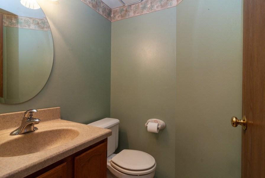 Real Estate Photography - 3531 Princeton Avenue, Aurora, IL, 60504 - Bathroom