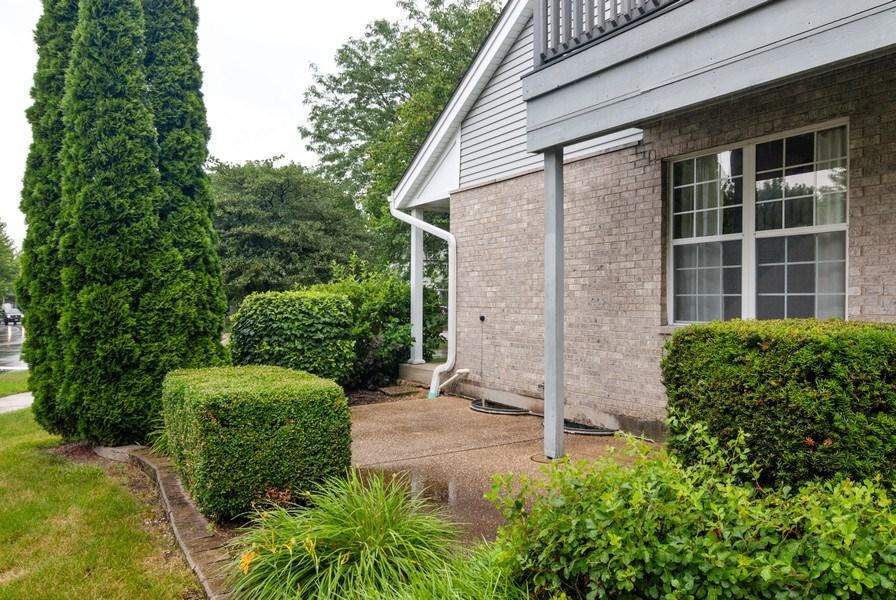 Real Estate Photography - 3531 Princeton Avenue, Aurora, IL, 60504 - Patio