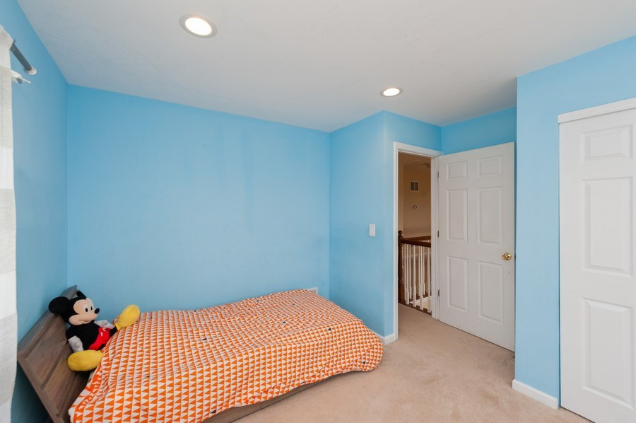 Real Estate Photography - 321 North Patriot Dr, Hainesville, IL, 60030 - 3rd Bedroom