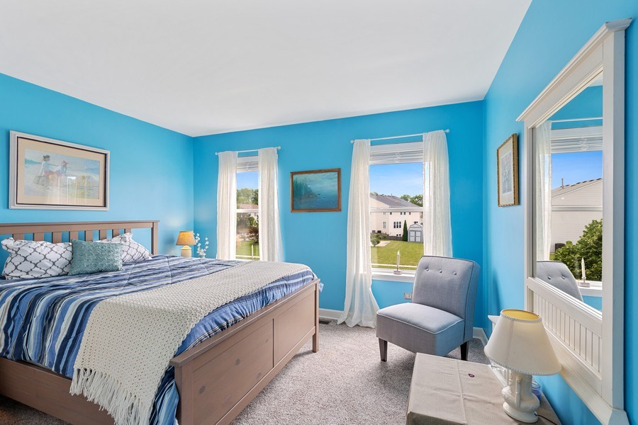 Real Estate Photography - 310 Kennedy Drive, Antioch, IL, 60002 - 3rd Bedroom