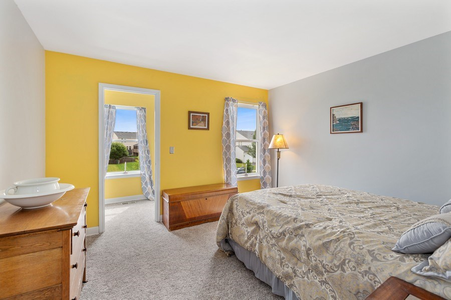 Real Estate Photography - 310 Kennedy Drive, Antioch, IL, 60002 - 4th Bedroom