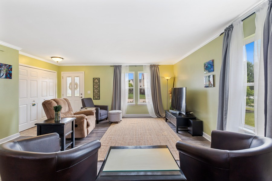 Real Estate Photography - 310 Kennedy Drive, Antioch, IL, 60002 - Living Room