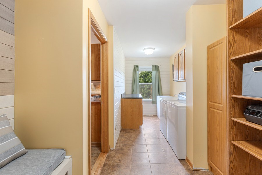 Real Estate Photography - 310 Kennedy Drive, Antioch, IL, 60002 - Laundry Room