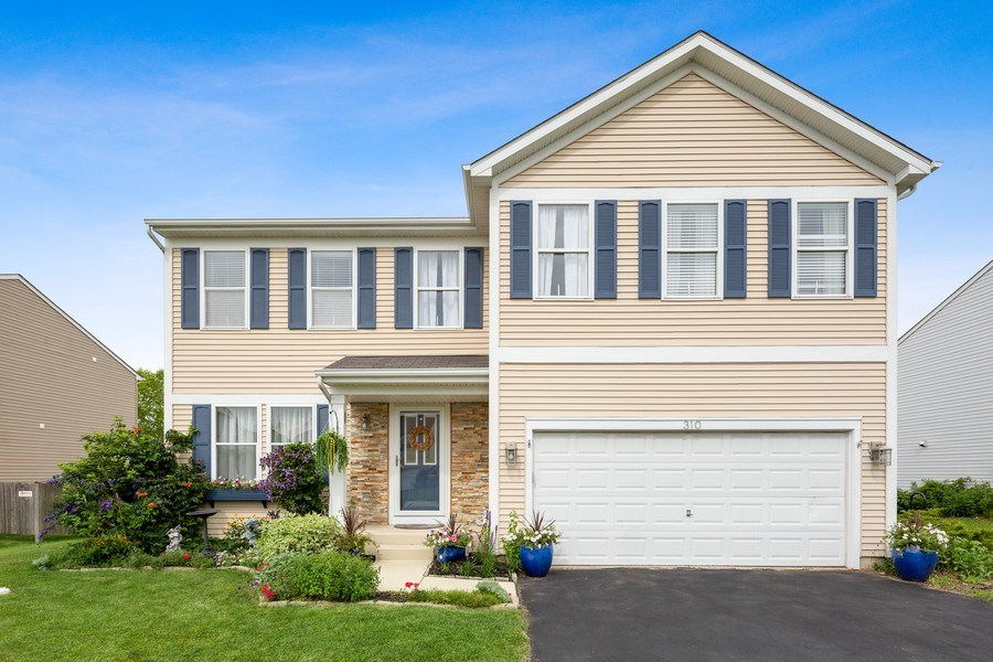 Real Estate Photography - 310 Kennedy Drive, Antioch, IL, 60002 - Front View