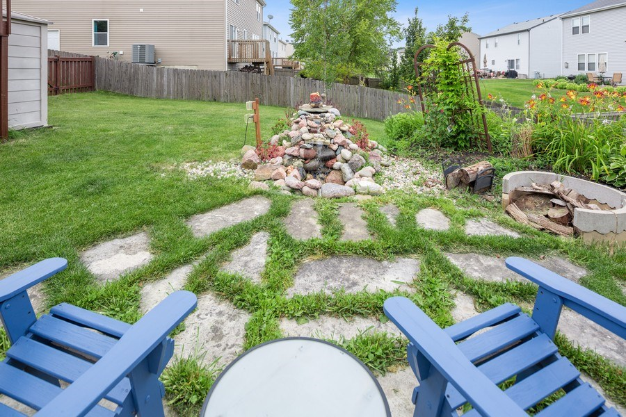 Real Estate Photography - 310 Kennedy Drive, Antioch, IL, 60002 - Patio
