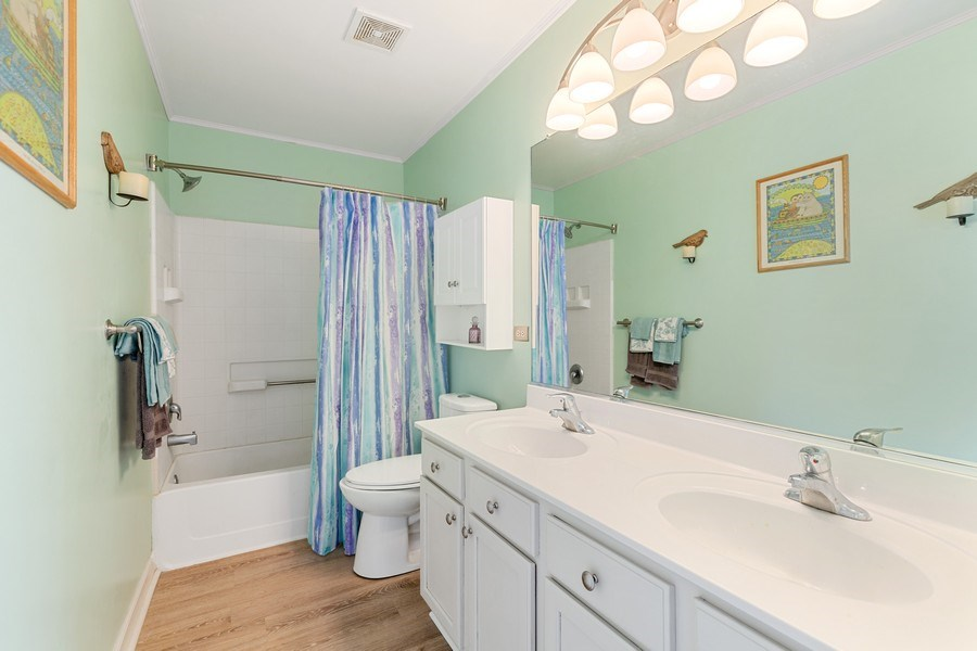 Real Estate Photography - 310 Kennedy Drive, Antioch, IL, 60002 - 2nd Bathroom
