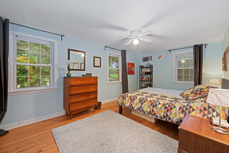 Real Estate Photography - 2748 OAK PARK Avenue, Berwyn, IL, 60402 - Master Bedroom